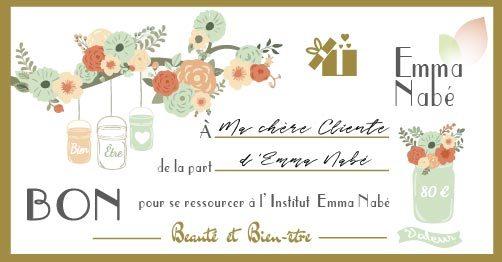 cheque specimen Emma Nabé